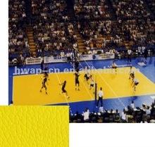 Indoor Volleyball Court PVC Flooring