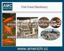 Seabass Fish Food Machine
