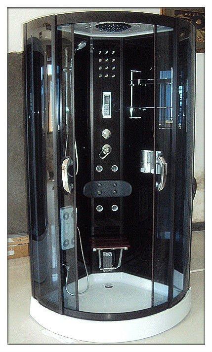 Cabinas De Baño Con Tina:bajo la tina de baño de cristal de la ducha habitación-Cuartos Ducha