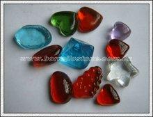 Interior Decorative Irregular Glass Beads