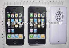 2012 hotsell portable wireless mini speaker fm radio