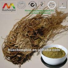 ISO&Kosher 0.3%~0.8% Valeric Acid Valeriana Officinalis Extract