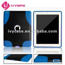 mesh silicone combo case for apple ipad 2 accessories