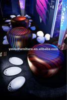 sale wedding banquet acrylic led lighted bar cocktail table