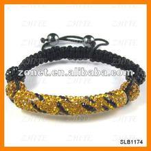 Sexy Leopard Tube Bending Bracelet SLB1174
