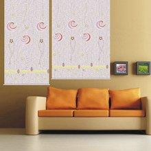 2014 nice design new type jacquard fabric roller blind curtain