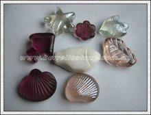 Irregular Color Glass Beads For Fish Tank
