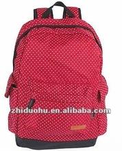 2012 New Fashionable School Bag for high school teenagers girl