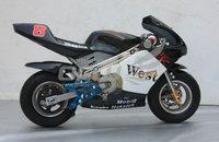 Best Christmas gift 350W mini moto pocket bike