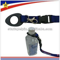 custom design cheap plastic sports water bottle carrier
