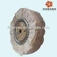 Cotton cloth jewelry grinding wheel