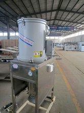 TPS120 120kg/h Garlic Skin Stripping Machine with Air Compressor High Peeling Rate