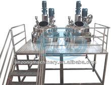 Stainless steel Liquid soap making machine