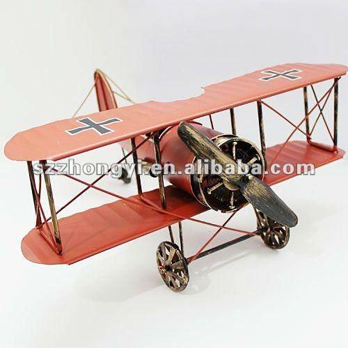 anao de jardim resumo:Metal Airplane Models