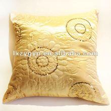 Decorative Sequin Bead Cushion