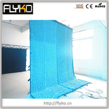 4Mx3M led stage curtain led light