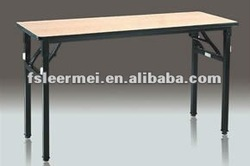 Outdoor Wood Folding Table TF-T116