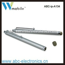 Touch pen capacitive mesh tip stylus touch pen for Iphone ipad accept paypal