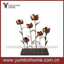 flower pattern elegant tabletop decor