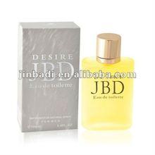 JBD DESIRE Eau De Toilette vaporisateur natural spray men wholesale fragrance
