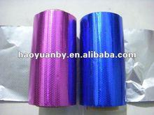 hair coloring plastic foil
