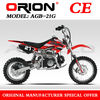 China Apollo ORION EPA Classic 110cc kids dirt bike 110CC Off Road Bike