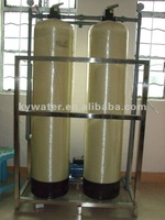 FRP/Stainless steel sand filter for water treatment process