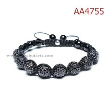 DIY bling bling wholesale jewelry tube bracelets fashion jewlery