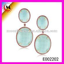 Earings mixed, gold earrings new model 2012 ,daily wear earrings