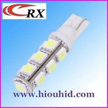 DC12/24V T10 5050 13SMD auto led lighting