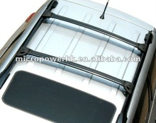 2009 Toyota Highlander Stainless Steel luggage carrier