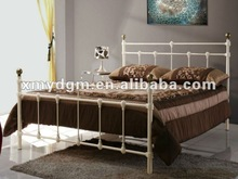 make steel frame double beds sale for cape town(ML-028-B)