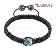 hot sale leather jewelry box shamballa jewel new design