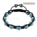originale perla rosario braccialetto vendita calda per le ragazze
