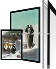 Good Quality A1 A2 A3 A4 acrylic LED aluminium thick picture frame
