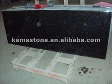 Black Star Galaxy Stone Kitchen Countertop
