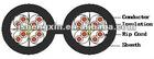 Lan cable, DUPLEX U/UTP CAT6-4P-PVC 4*2*0.57