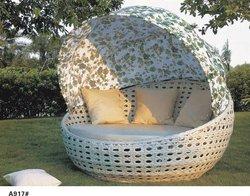 modern garden furniture outdoor day bed 0421