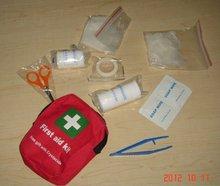 Mini medical first aid kit