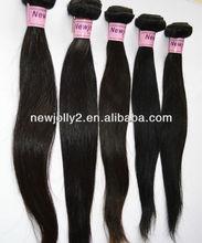 100 virgin Malaysian hair, undergone high temperature disfection