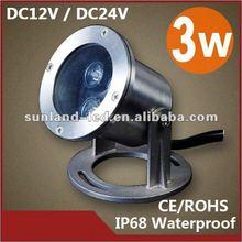 2012 hot sell led underwater light