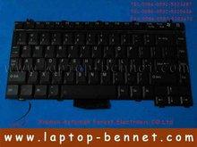 Replacement Laptop Keyboard for Toshiba Tecrk P5 Black UK