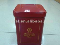 Mackwoods Tea Container