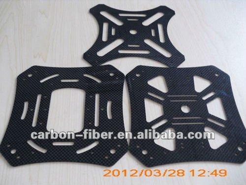 saf karbon fiber Laminat Rc modeli