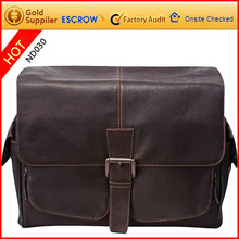 Classic chrome messenger bag lightweight with 8 experience
