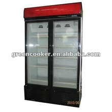free standing Deep freezer for ice cream and cheese OEM factory