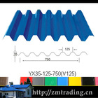 zinc galvanized roof tiles color steel sheets powder coated galvanized steel sheet