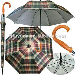 2013 check Umbrella,Anti UV umbrella,Auto Open Golf Umbrella