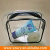 Zip Top Cheap PVC Bag For Hand Cream Set
