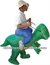 dinosaur costumes inflatable